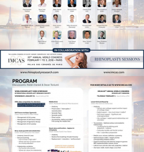 World Rhinoplasty Video Symposium Paris