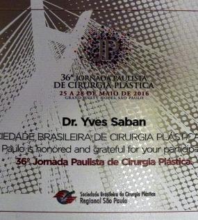 Diplôme Brésil 2016